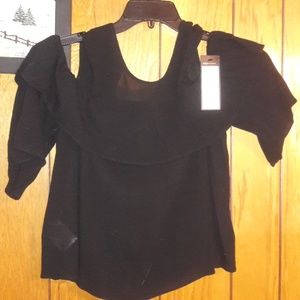 New BCBG Blouse Size Small